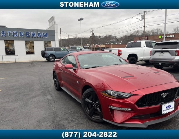 2020 ford mustang gt coupe near boston ma ford mustang deals specials offers in ma stoneham ford 2020 ford mustang gt coupe