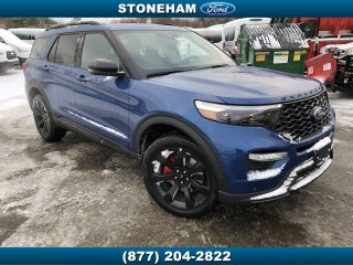2020 Ford Explorer St Near Boston Ma Ford Explorer Deals