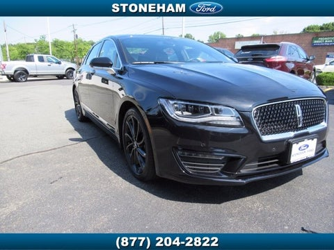 Used 2020 Lincoln Mkz Reserve Awd Near Boston Ma Lincoln Mkz Deals Specials Offers In Ma Stoneham Ford